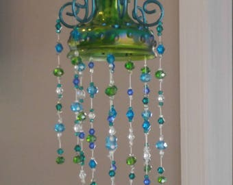 Mini Chrysal Chandelier Sun Catcher