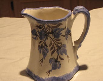 Cash Family painted pitcher