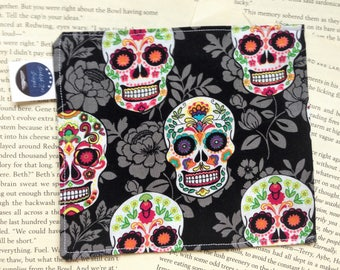 Small Bag - Sugar Skull Cotton Pattern