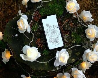Wild Flower Phone Case
