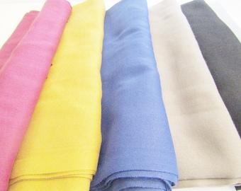 Pashmina shawl from Turkey 6 colors
