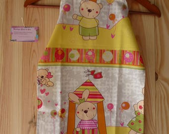 """Apron (or other craft) """"My little bunny"""""""