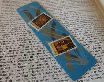 Marque-Pages - Signet - Petit modèle - Plastifié - 16 cm