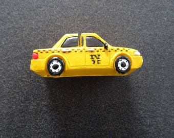 Mark up - yellow Taxi - cab Yellow - New York