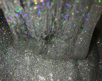 Twinkle Dust Slime ~ Holo Slime ~ Holographic Glitter Slime ~Glitter Slime ~ Clear slime