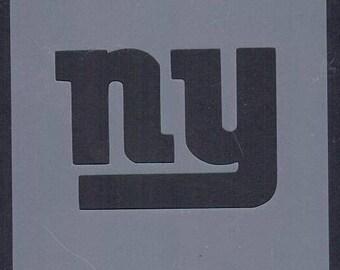 New York Giants Stencil