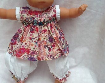 set In Pinks 36 cm Mark doll clothing