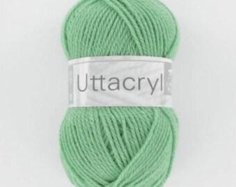 yarn UTTACRYL Emerald No. 079 white horse