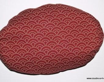 Dry heating pad sewing kit