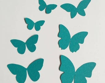 36 cuts paper - Menthol Butterfly