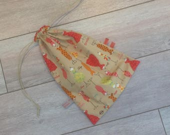 PROMO.   POUCH to store LINGERIE