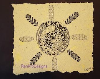 ORIGINAL - Spiraling Dawn