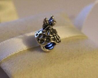 Genuine Pandora Forest Fairy Charm 791734