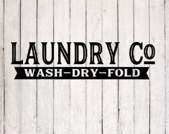 Laundry SVG | Laundry cut file | Laundry png | Silhouette Files | Cricut Files | SVG Cut Files | PNG Files