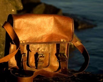 Messenger Satchel IPad Shoulder Bag