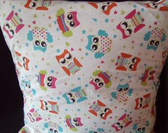 OWL Cushion cover 40 x 40
