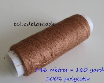 Spool of thread sewing chair 146 m 100% polyester