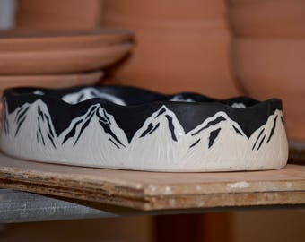 Rocky Mountain Scape