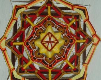 "Mandala ""Sweetness of the Earth"""