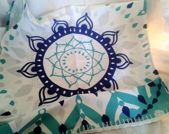 Tea Towel - Mandala
