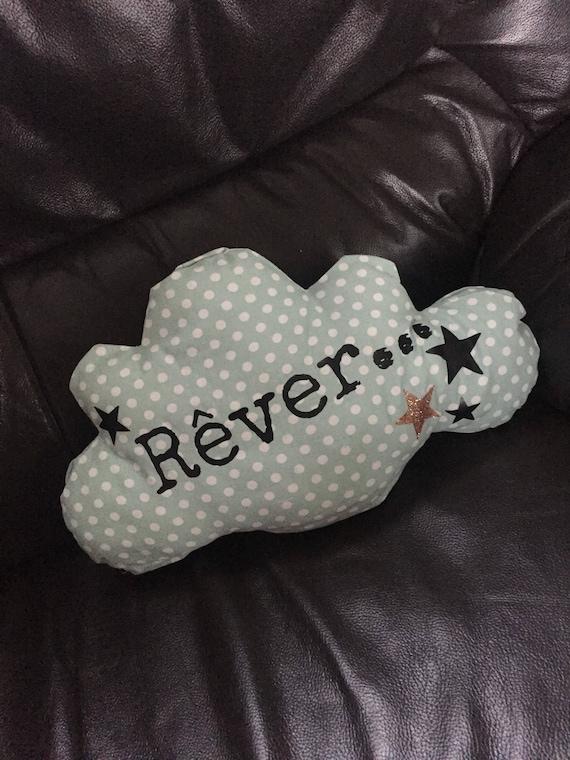 """Cushion cloud """"Dream"""""""