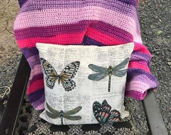 Crochet Adult Blanket