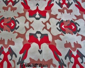 Coupon 50cm x 140cm cotton sateen