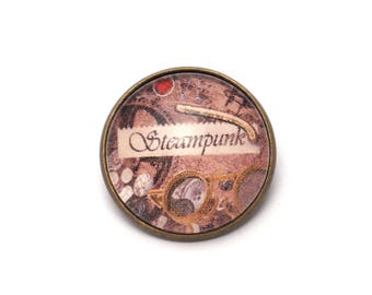 Steampunk pin (1)