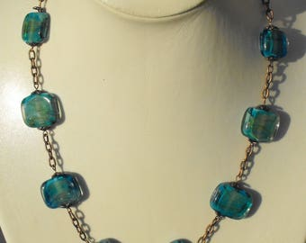 Necklace beads murano CL.0825