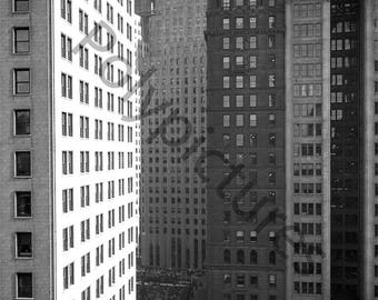 New York window skyscraper buildings Buildings Architecture Photography decor