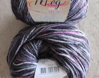 Meg multico Heather muticolore Distrifil yarn