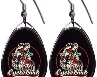 Round Girl earrings