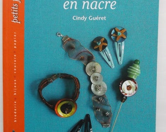 Book new BRACELETS and hair clips in Pearl by cindy Guéret