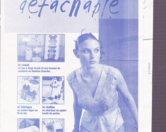 March 2004 fashion pattern and work + Board