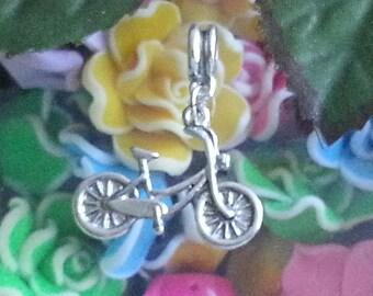 1 Pearl balance bike silver tone