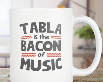 Tabla Coffee Mug Player Funny Gift