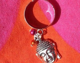 "Ring charm ""Taj Mahal"" Indian spirit"