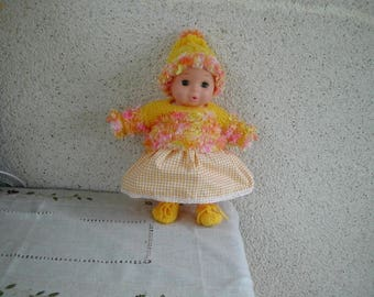 Clothes of doll of 35cm.