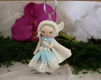 Snow Maiden keychain