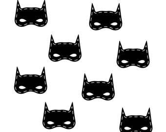 Wall decals sticker decor kids print A3 Super Hero ref 164