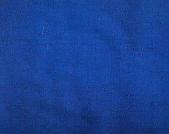 fabric patchwork 30 * 30 cm, Royal Blue
