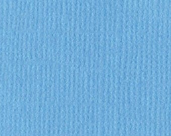Bazzill textured canvas 30 x 30 cm - Ref 11117113 Ocean scrapbooking paper