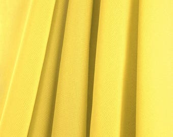 yellow chiffon drapes panels for wedding events u0026 decor backdrop draping curtains