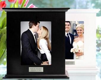 Wedding Card Box (Photo)