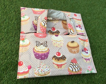 Bag pie or cake Cupcake coated cotton