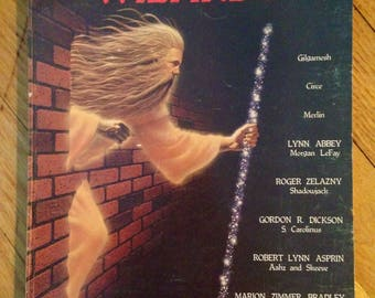 Wizards, Role Aids AD&D supplement book by Mayfair Games, Inc.