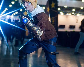 Ezreal cosplay Costume