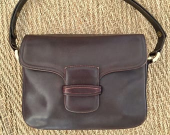 Vintage LANCEL - Brown leather