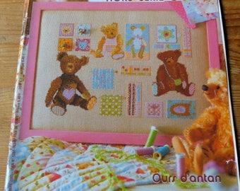 Leads off set no. 12 - bear