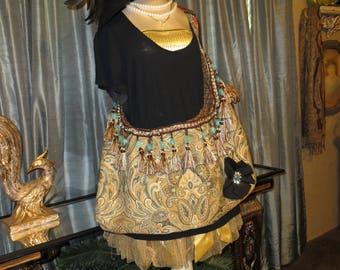funky boho gypsy handbag